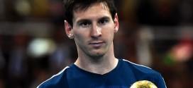 Coupe du monde Brésil 2014:  Messi repart quand même avec de l'or