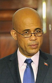 Martelly photo