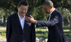 Obama et Xi
