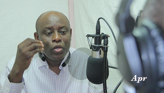 Pierre Esperance a tchipé un journaliste de Radio Scoop Fm en plein exercice de sa fonction