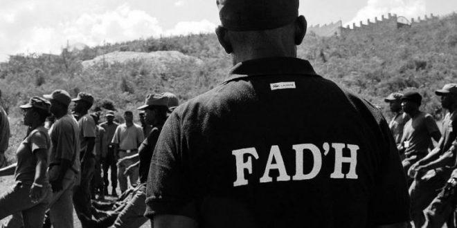 Reconstitution des FAd'H, plus de 1000 jeunes gens se font inscrire, les inscriptions prennent fin mardi 25 juillet