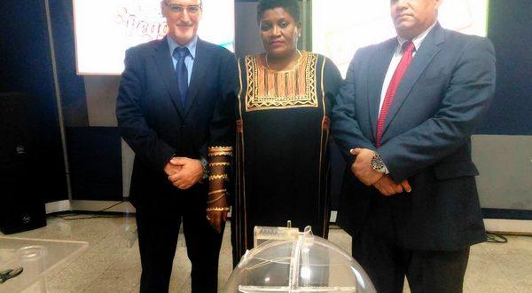 Margareth fortuné en terre voisine pour expérimenter les meilleures pratiques de la Loterie Nationale de la République dominicaine