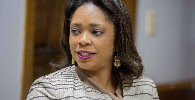 Stéphanie Auguste devient ministre des Affaires Sociales et du Travail