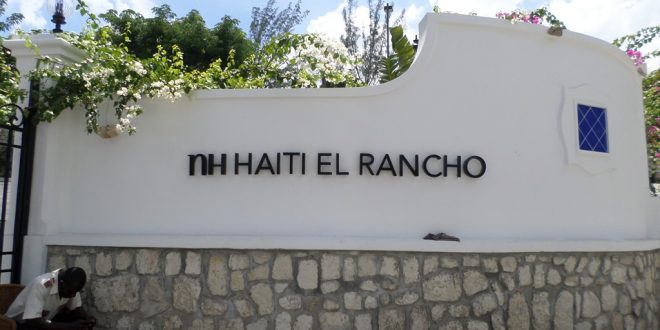 El Rancho : Construction du plus grand Centre de Convention d'Haïti