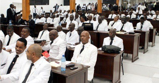 La Chambre basse demande une réunion d'urgence des 3 pouvoirs