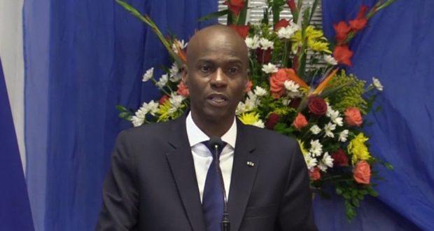 Ferme à son poste, Jovenel Moïse appelle ses adversaires à respecter la Constitution