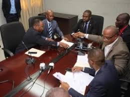 Haïti débat / L'étude des dossiers des membres du cabinet de Lapin à la chambre basse et la montée du dollar : « Nous voulons être clairs sur les personnes que nous allons ratifier », dixit Bel-Ange Pierre
